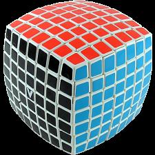 V-CUBE 7 (7x7x7): White -