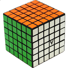 V-Cube 6 (6x6x6): Black - Rubik's Cube & Others