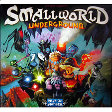 Small World: Underground - Family Games
