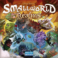 Small World: Realms - Board Games