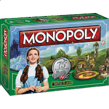 Monopoly: The Wizard of Oz - Strategy Games