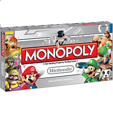 Monopoly: Nintendo Collector's Edition - Family Games