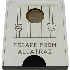 Escape from Alcatraz - Wood Puzzles