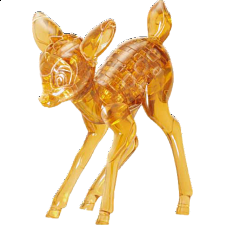 3D Crystal Puzzle - Bambi - Jigsaws