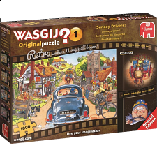 Wasgij Original #1 - Sunday Drivers - Wasgij