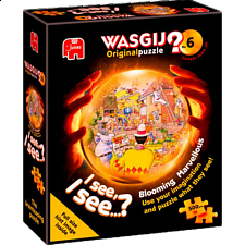 Wasgij Original #6 - Blooming Marvellous! - Wasgij