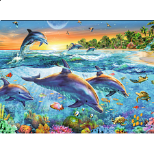 Dolphin Cove - 500-999 Pieces