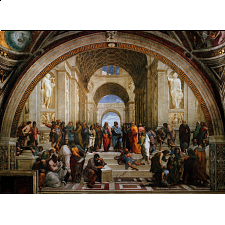 Raffael: The School of Athens