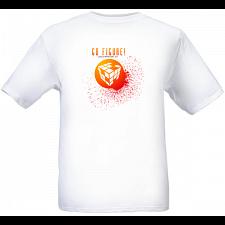 Go Figure - White - T-Shirt -