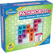 Pathwords Jr. - More Puzzles
