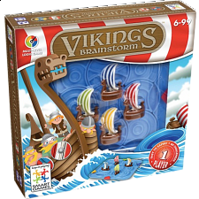 Vikings - Brainstorm - Strategy - Logical