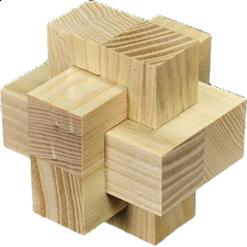 Burr #306 - Other Wood Puzzles