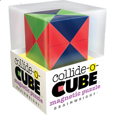 Collide-o-Cube: Magnetic Puzzle - Cube Puzzle