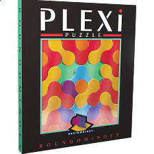 Plexi Puzzle - Roundominoes