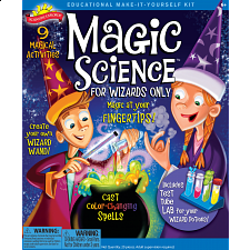Magic Science: For Wizards Only