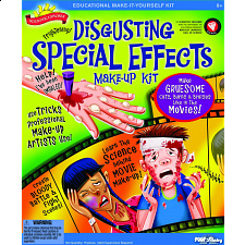 Disgusting Special Effects Make-Up Kit - Games & Toys