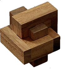 Cheer Puzzle - European Wood Puzzles