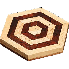 Our Common Goal - Wood Puzzles