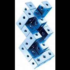 Fight Cube - 3x3x3 - Blue -