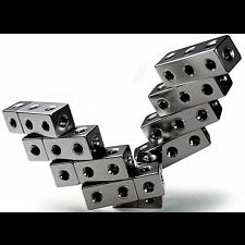 Fight Cube - 3x3x3 - Grey -