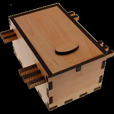 Pueblo Secret Lock Box -
