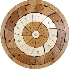 Pinwheel - Other Wood Puzzles