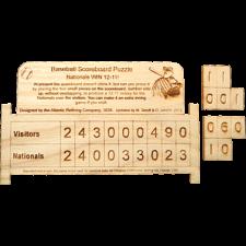 Baseball Scoreboard -