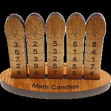 Math Candles Magic -