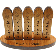 Math Candles Magic -