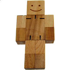 Woodie Man - Wood Puzzles