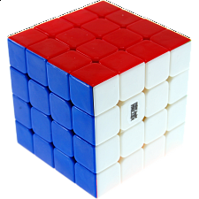 Aosu 4x4x4 - Stickerless for Speed-cubing - Other Rotational Puzzles