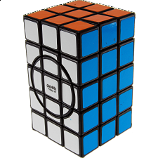 3x3x5 Semi-Super Cuboid (opposite circles) - Black Body - Search Results
