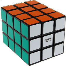 3x3x4 Cuboid with Tony Fisher logo - Black Body - Search Results