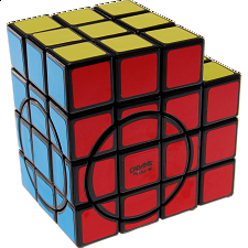 3x3x5 Super L-Cube with Evgeniy logo - Black Body - Search Results
