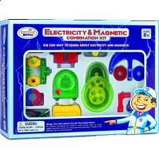 Electricity & Magnetic Combination Kit - Children's Toys & Puzzles