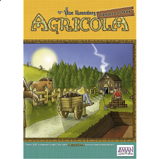 Agricola - Farmers of the Moor - Board Games