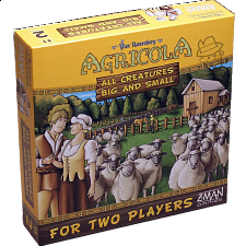 Agricola: All Creatures Big and Small - Strategy Games