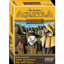 Agricola: All Creatures Big and Small - 1st Expansion - Strategy Games