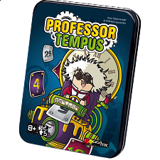 Professor Tempus - Family Games
