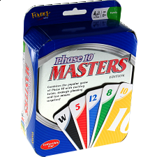 Phase 10: Masters Edition