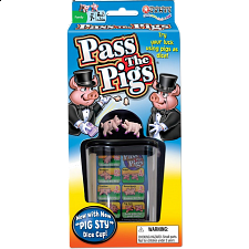 Pass the Pigs -