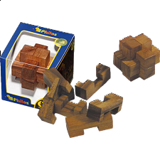 Devil's Knot - Wood Puzzles