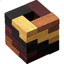 Quadstair - European Wood Puzzles
