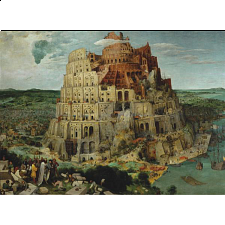 The Tower of Babel - Jigsaw Puzzle - Search Results
