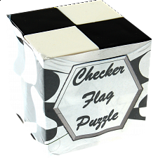 Randy's Cube - Checker Flag - Cube Puzzle