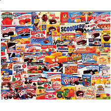 Tasty Treats - 1000 Pieces