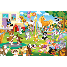 Pet Party - Puzzles - Children