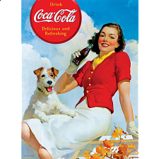 Coca-Cola - Refresh Yourself - Jigsaws