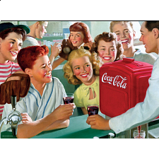 Coca-Cola - Soda Fountain