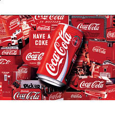 Coca-Cola - Sign of Good Taste - Jigsaws